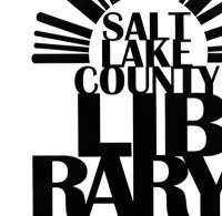 salt lake county library logo